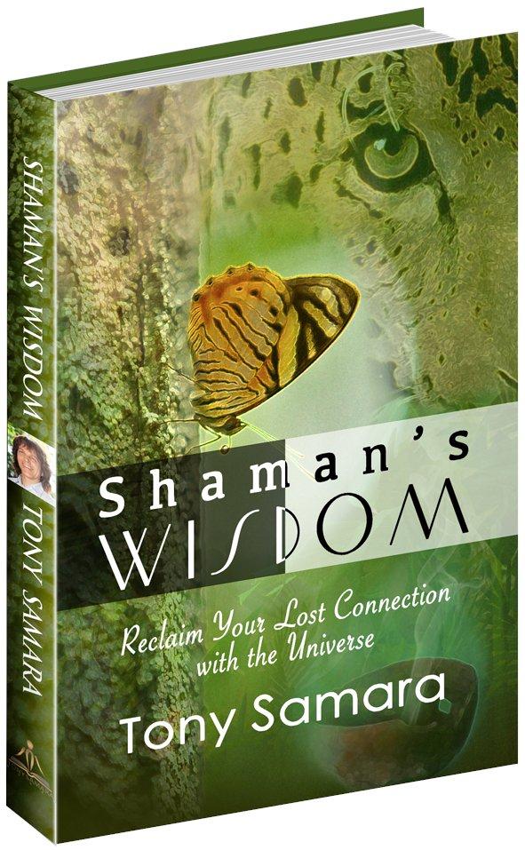 Shamans Wisdom by Tony Samara #soulecting bit.ly/1ITGacp