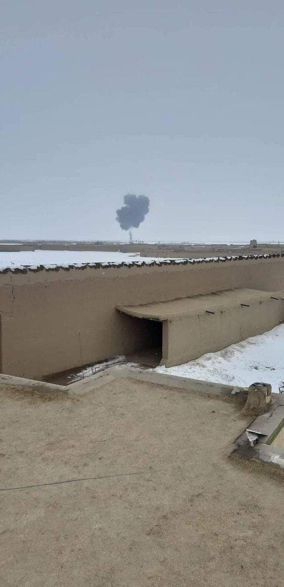 В Афганистане разбился Бомбардье Е-11