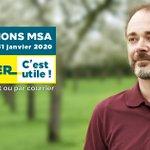 "Image for the Tweet beginning: ""[#ElectionsMSA2020] Vous avez jusqu'au 31"