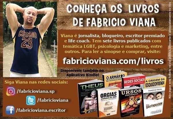 Conheça os #livros do @fabricioviana aqui http://fabricioviana.com/livros Ele é #jornalista, #gay, #autor premiado e já publicou #livro de #psicologia, #marketing e tema #LGBTQ #amoler #literaturabrasileira #kindlebrasil #kindlebr #kindleunlimitedbr #kindleunlimited #LivrosEmaisLivros pic.twitter.com/CH2V1zUOwM