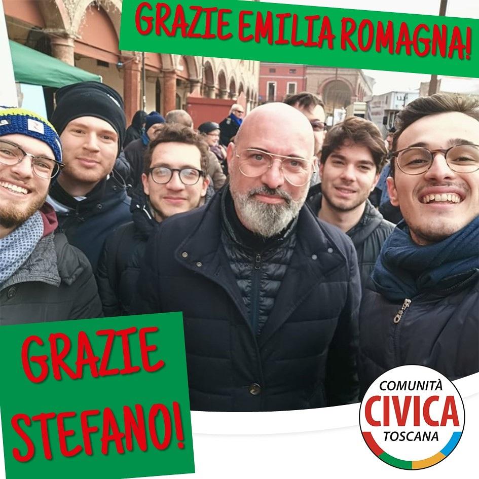 Grazie Emilia-Romagna