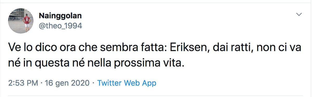 #EriksenDay