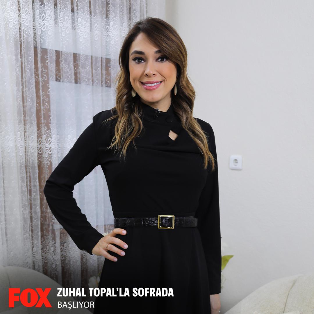 Zuhal Topal'ın renkli sunumuyla #ZuhalTopallaSofrada başladı! Haydi #FOX ekranlarına... @FOXTurkiye  #ZuhalTopal #program #yarışma #eğlence #yemek #food #yummy #yemektarifleri