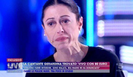 """Gerardina Trovato dalla D'Urso: """"Non sono andata a Sanremo perché senza soldi"""" - https://t.co/aaQ3Y67GpN #blogsicilianotizie"""