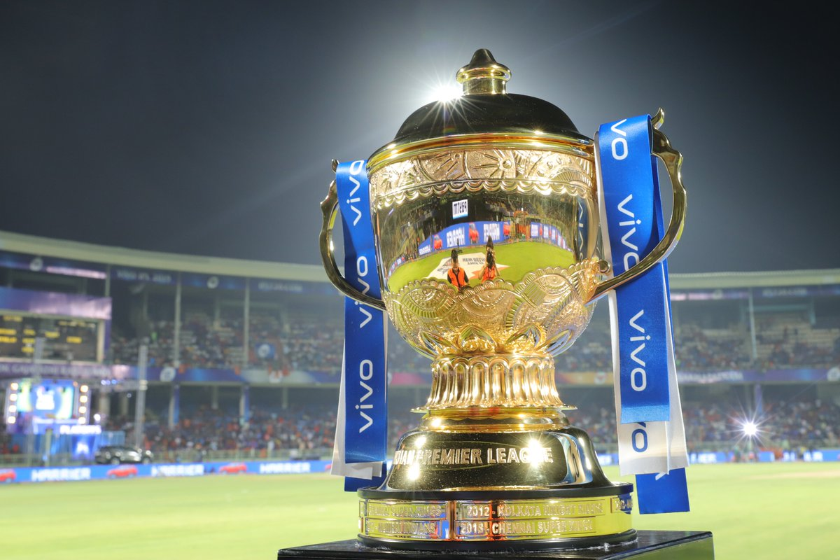 JUST IN: IPL 2020 set to begin on March 29.  Final on May 24 in Mumbai. <br>http://pic.twitter.com/72KIUNkDZN