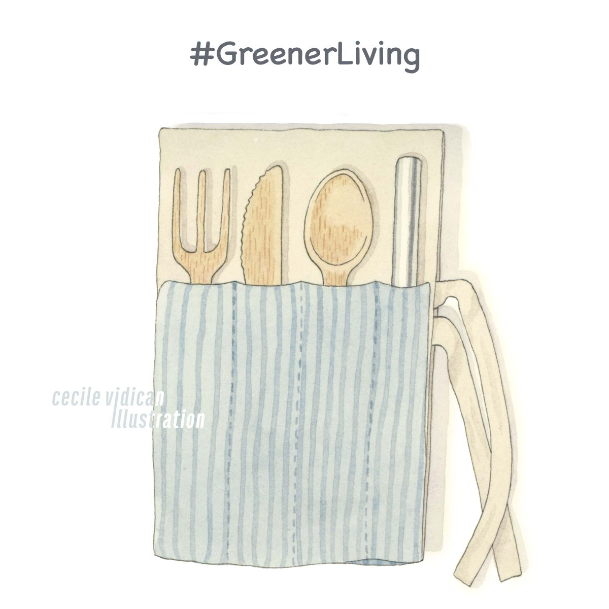 Keeping a set of reusable utensils & a small reusable container in your bag makes it easier to avoid single-use cutlery or take away styrofoam boxes. Add a glass or metal straw if you use one!  #reusableutensils #reusablestraw #bambooutensils #reusablecontainers #glassstrawpic.twitter.com/zWeRqFJisw