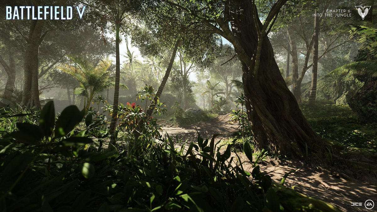 Battlefield 5: Into The Jungle Update Teased, Details Coming Tomorrow - GameSpot