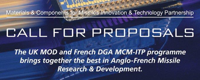 #MCMITP, le programme franco-anglais financé…