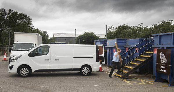 More than 2,500 residents have registered to use a commercial or commercial-like vehicle at our household waste recycling centres. It's free to register but without it you will be unable to dispose of waste without being charged.  Read more ⬇️