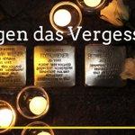 Image for the Tweet beginning: #WeRemember  am 75. Jahrestag