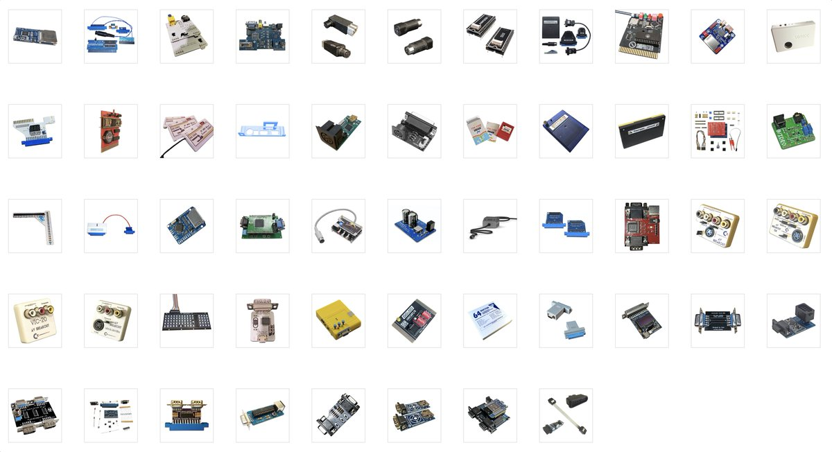 Getting ready to add 50+ new items to the Commodore 8-Bit Buyer's Guide. #8bitbuyer #c64 #commodorepic.twitter.com/EAlSSSIzcc