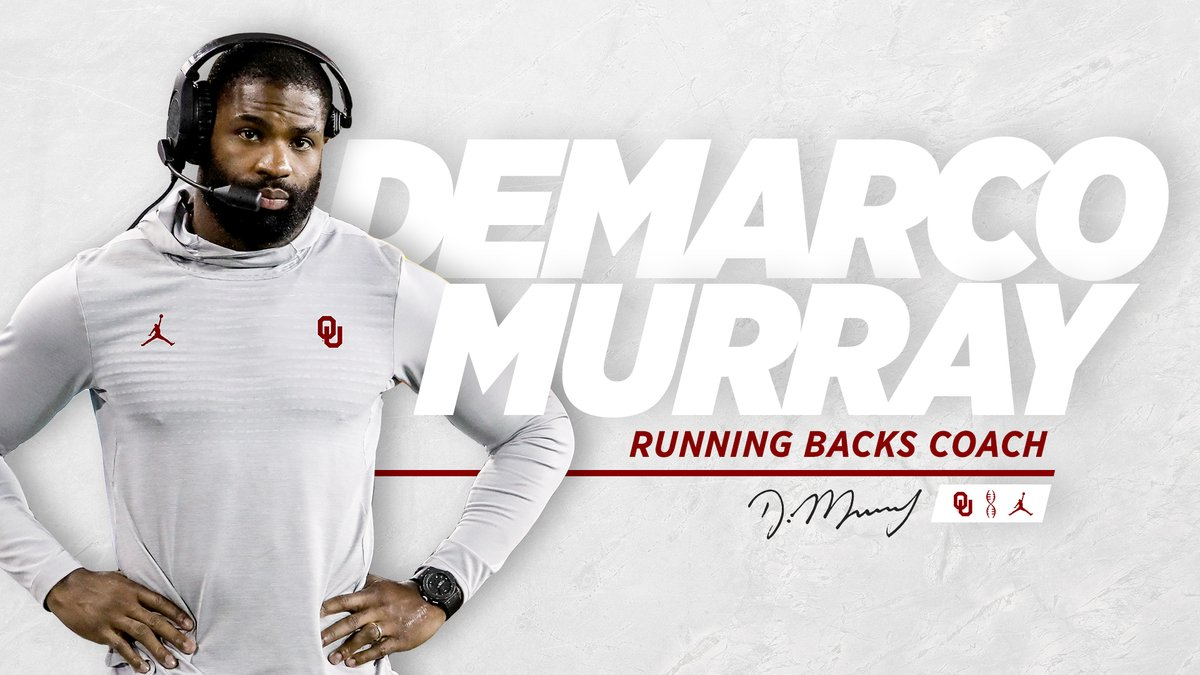 DeMarco Murray Is Pumped To Be Returning To Oklahoma