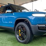Image for the Tweet beginning: Rivian: Prices for truck, SUV