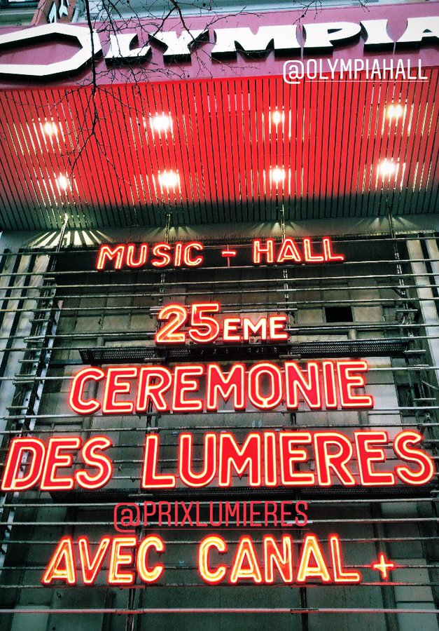 Olympia Lumieres 2020