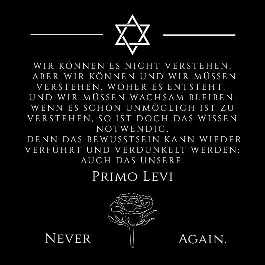 #NeverAgain