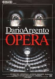 The past eases a lot of problems for some, but for me, #DarioArgento has always proven #problematic, and #Opera is no exception, with its easy application of T&A and #PhantomOfTheOpera overtones and sloppy plot that can't be #erased by #nostalgia. #horror #HorrorMovies #giallo