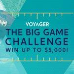 Image for the Tweet beginning: ~ Big Game Challenge $5k