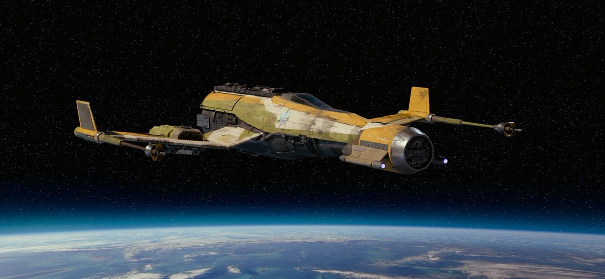 """""""'Well, one thing we do know is that among the 14,000 ships that arrive with #LandoCalrissian over Exegol in #StarWars: #TheRiseofSkywalker are the Fireball, Jarek Yeager's racer, and Torra Doza's ship,' says Pablo Hidalgo of the Lucasfilm Story Group."""""""