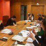 Image for the Tweet beginning: Réunion avec @KhattabiF sur le