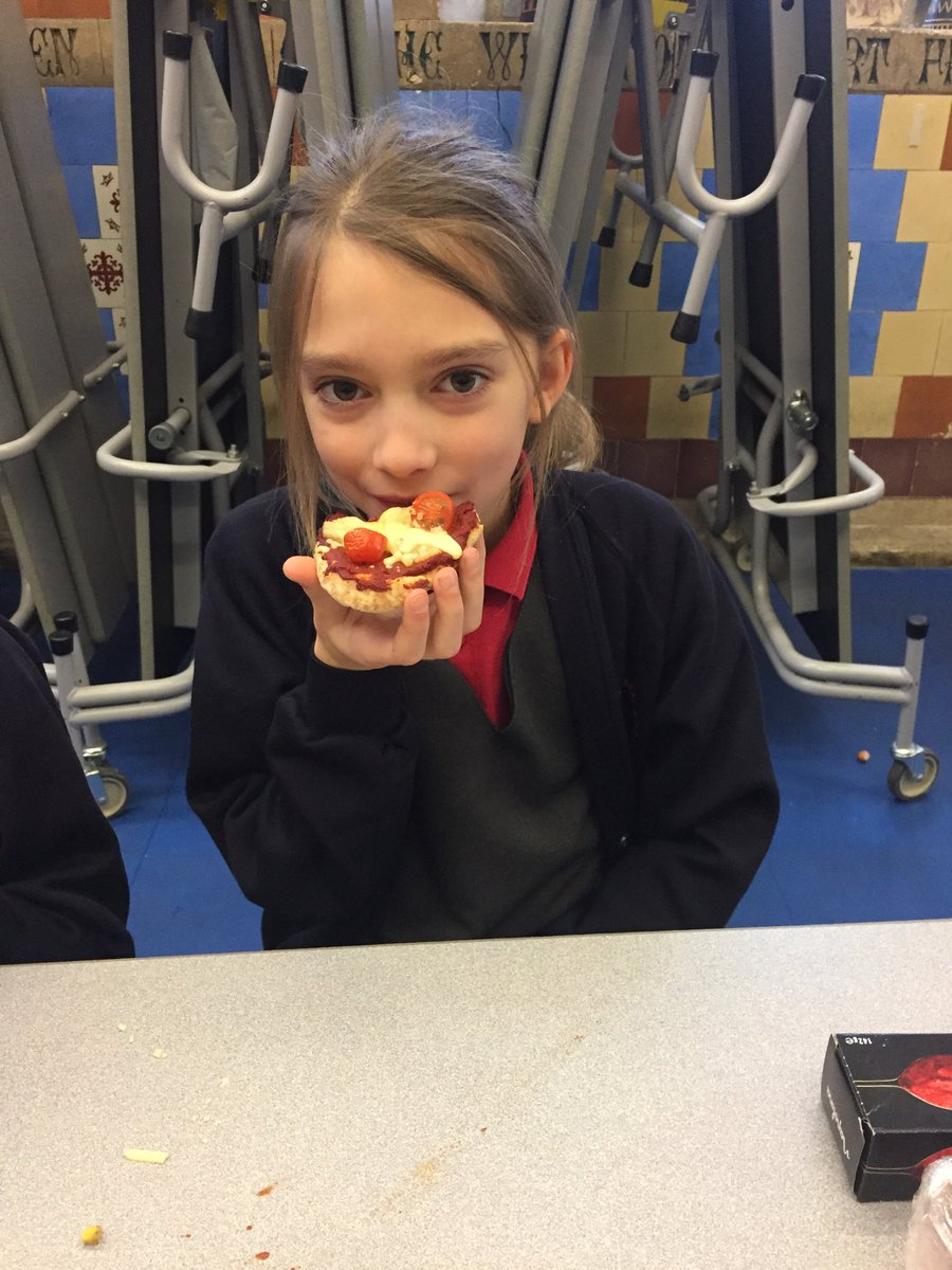 Healthy Cooking Club. Yummy pizzas. #ZingSomerset