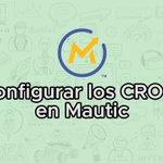Image for the Tweet beginning: Configurar tareas CRON al configurar