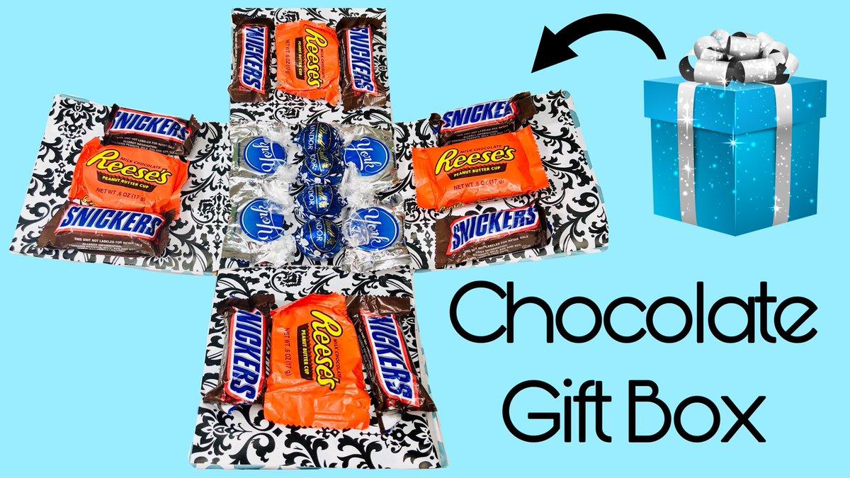 ( https:// youtu.be/7aMy8zbSZZw    ) Check this Beautiful Chocolate Gift Box #5minutecrafts #handmade   #handmade #christmasgifts #christmasgiftideas #newyeargift #birthdaygift  #giftbox #giftboxes #boxmaking #diygifts #giftideas #giftforher #giftforhim #surprisebox<br>http://pic.twitter.com/9ttN9LHWHM