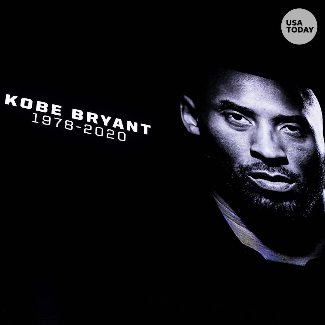 These Kobe Bryant tributes arose in different ways, honoring his life and legacy.