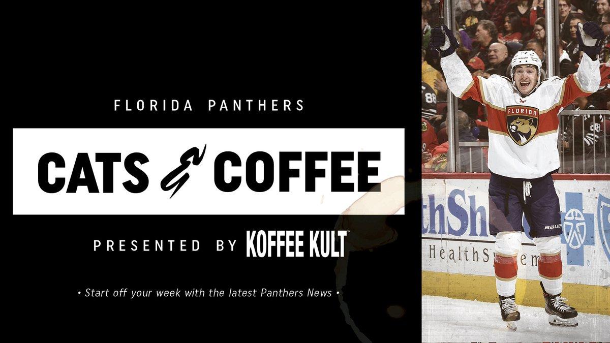 Florida Panthers @FlaPanthers