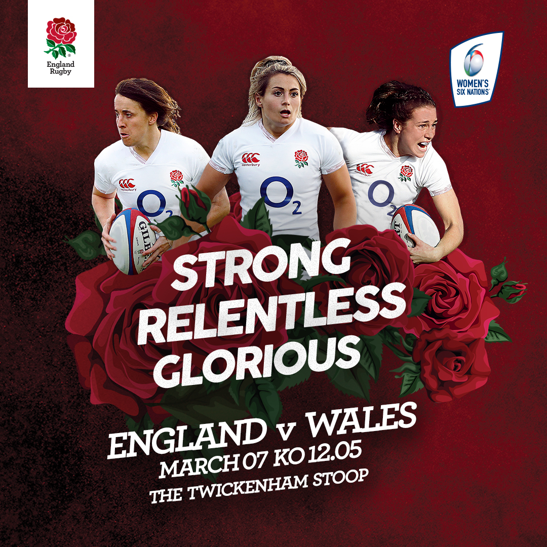 test Twitter Media - Do not miss it 🌹 👇   📍 7 March  🕒 12:05 GMT 📅 Twickenham Stoop 🎫 https://t.co/KImrLYbRhW  #RedRoses #SendHerVictorious https://t.co/5jmVoqlt1w