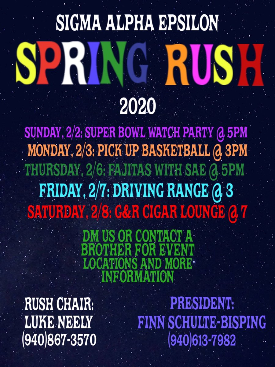 It's that time of the year again.. #RushΣΑΕ<br>http://pic.twitter.com/vFX0eq1P61