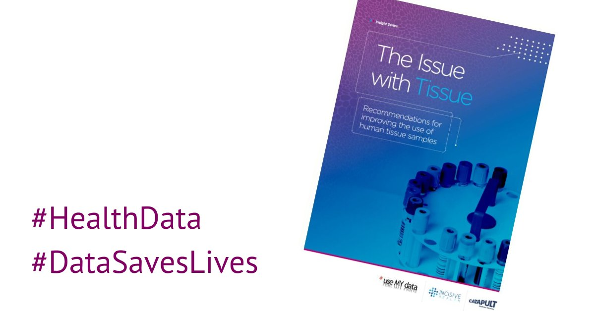 test Twitter Media - Research by NCRI's #CMPath is cited in this report by @useMYdata looking at how the use of human tissue samples for research can be improved #Pathology #TissueSamples #DataSavesLives #HealthData - https://t.co/RXsRAx8QkW https://t.co/EMa1KbbyYU