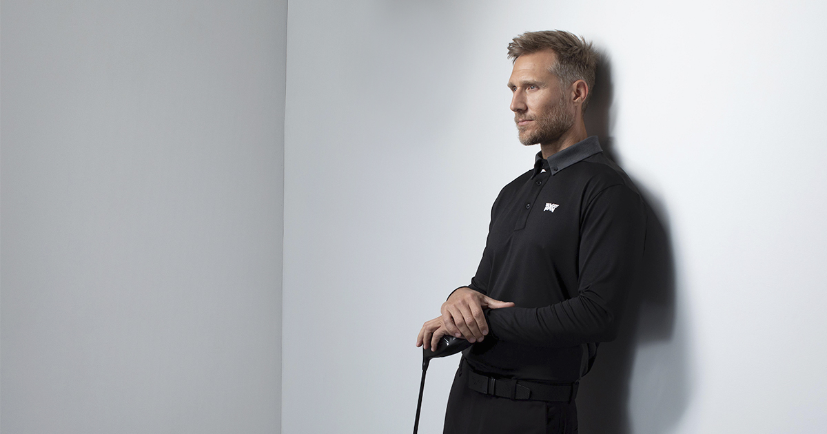 Are you brave enough to play winter golf? Our #PXG Crux Quarter Zip Pullover is perfect for layering and won't get in the way of your swing. Tap below to shop #PXGApparel and you'll feel the difference when performance meets warmth. Shop:  http:// bit.ly/WinterMustHave sPXG  … <br>http://pic.twitter.com/dXVtHf5eLR