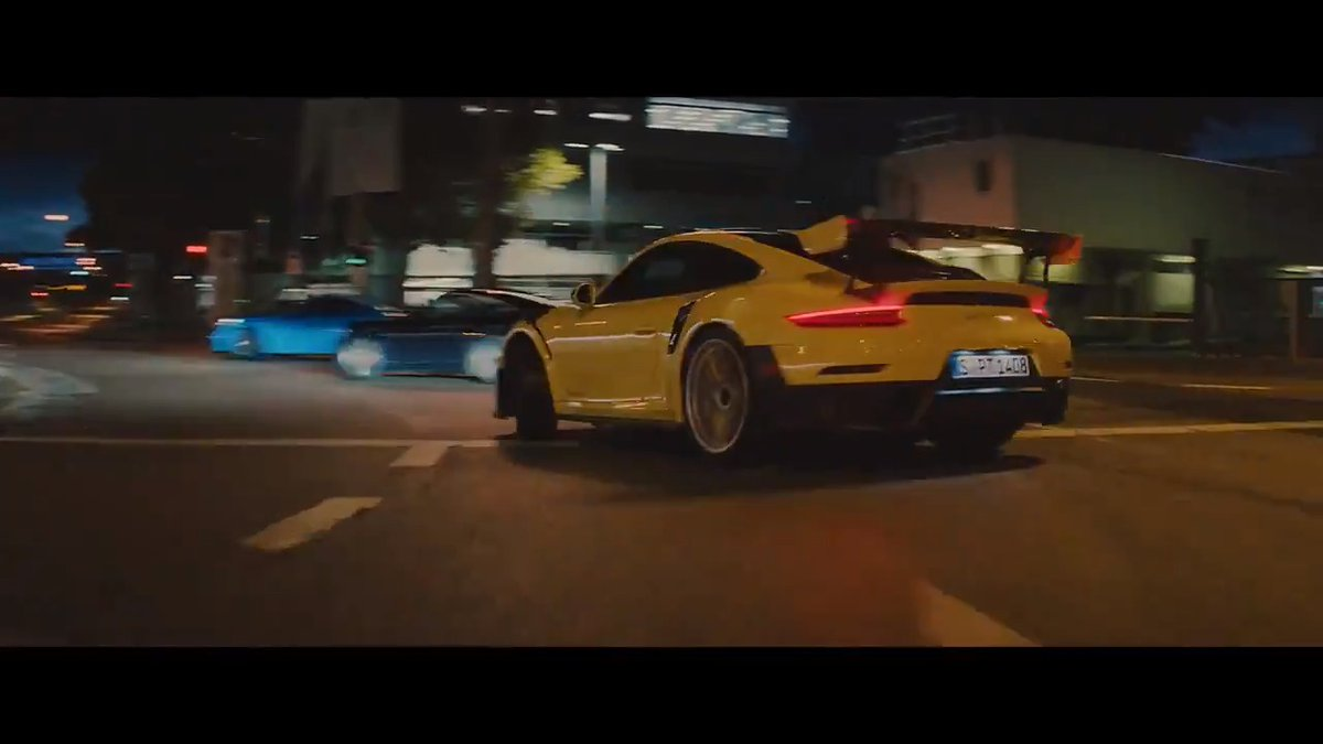 See why it takes a Porsche to catch a Porsche. Watch the extended cut of The Heist here. #FollowThatPorsche.