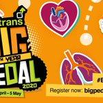 Image for the Tweet beginning: 🚲 @sustrans #BigPedal is back!  Registration