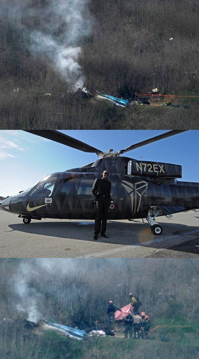 News Burst 28 January 2020 - Same helicopter?