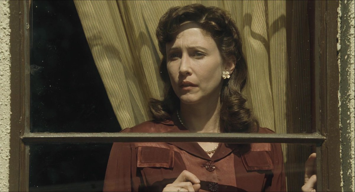 """Vera Farmiga as Elsa in """"The Boy in the Striped Pajamas"""" (2008). <br>http://pic.twitter.com/auktMpvcNs"""