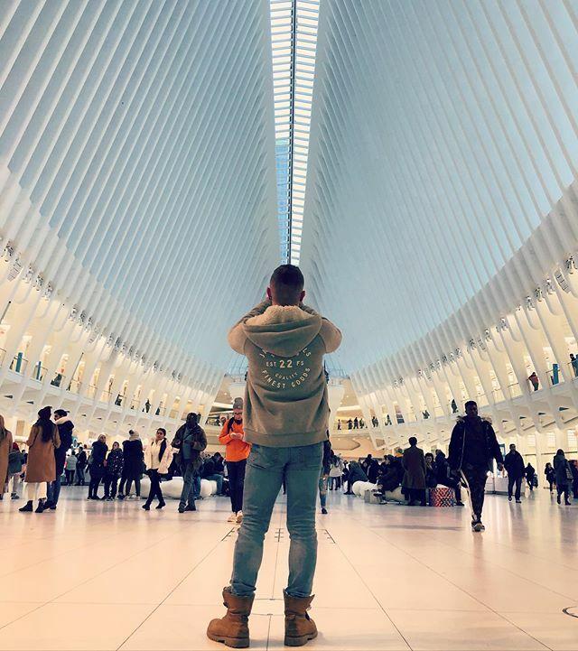 That photo, but different. #worldtradecenter #nyc #pupontour  https:// ift.tt/2RvoxyP    <br>http://pic.twitter.com/Lurtu5763z