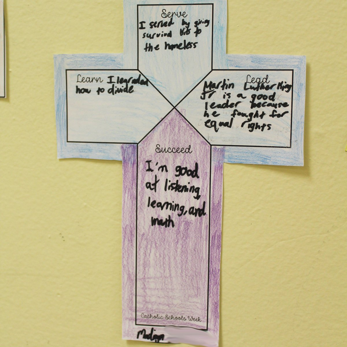 Celebrating Catholic Schools Week at Gesu School! Reflections by 4th grade girls on how Gesu School nurtures faith and fosters skills to learn, lead, serve, and succeed. #CSW20<br>http://pic.twitter.com/nb9Ow8lQAb