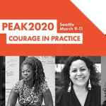 Image for the Tweet beginning: We're super-excited about our #PEAK2020