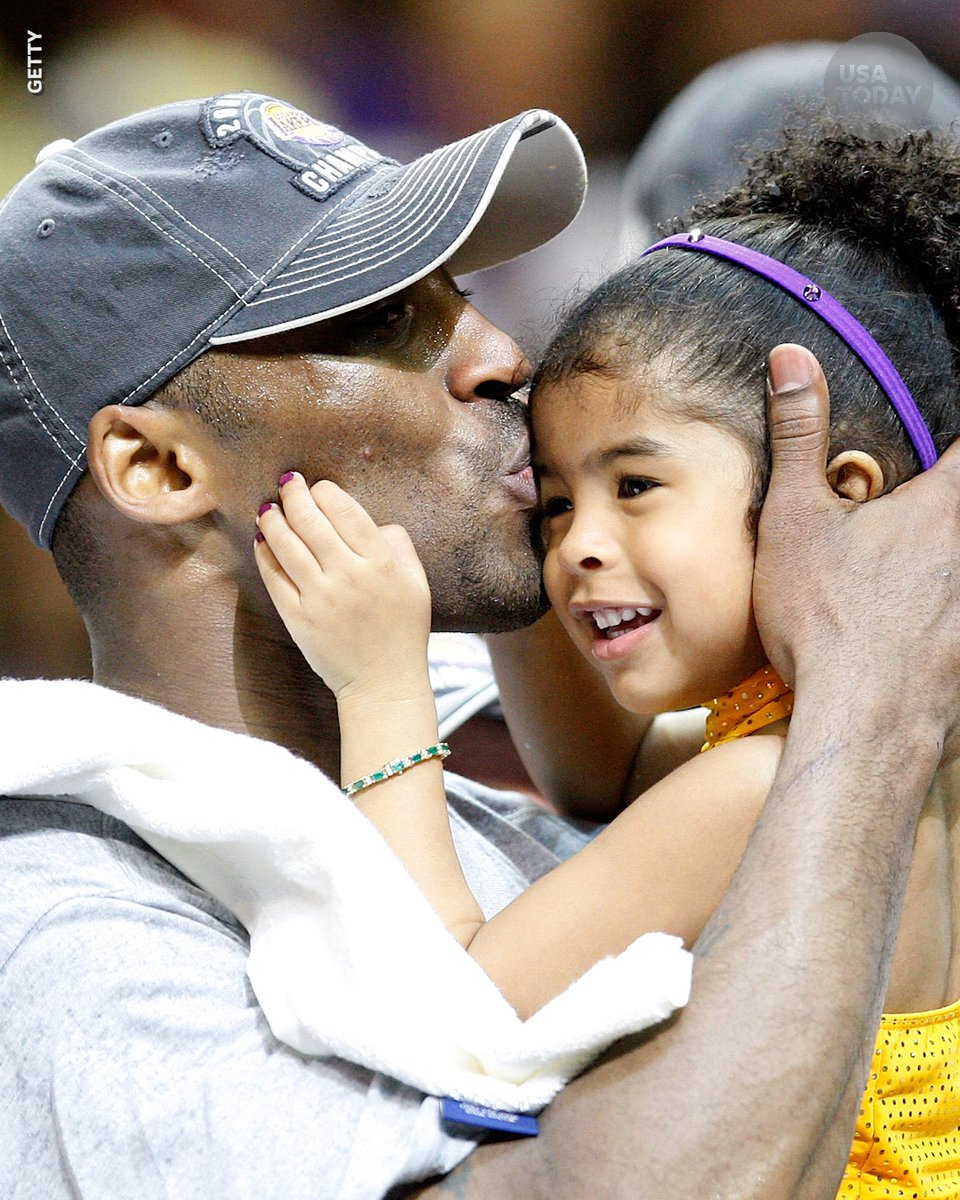 Kobe Bryant was a legend to the world, but to his daughter Gianna Bryant, he was so much more.