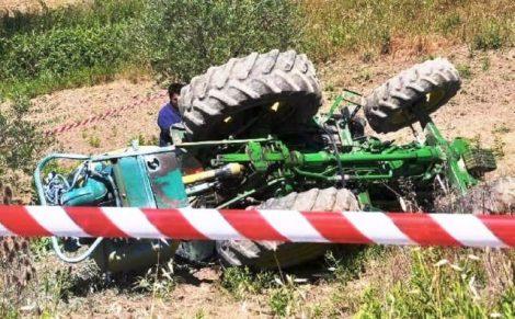 Tragedia nelle campagne di Palma di Montechiaro,  si ribalta trattore e perde la vita un uomo di 53 anni - https://t.co/EdxiM0IlcU #blogsicilianotizie