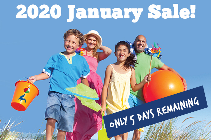 Our January Sale ends in 5 days! Visit our website today to secure your savings! With up to £175 OFF February Half Term your Searles escape could be here sooner than you think! https://t.co/vkhUBu8h3L https://t.co/R5eFb2Kogh