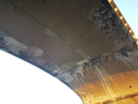 Crolla l'intonaco dal ponte Oreto, palermitani allarmati dalle condizioni della struttura - https://t.co/H4TtdXh3s9 #blogsicilianotizie