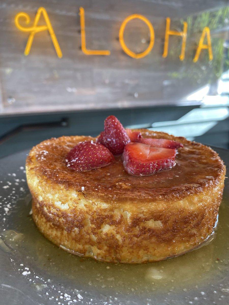 All the best days start with a Soufflé Pancake for breakfast! #sogood #soufflepancake pic.twitter.com/zh4x7tba5M