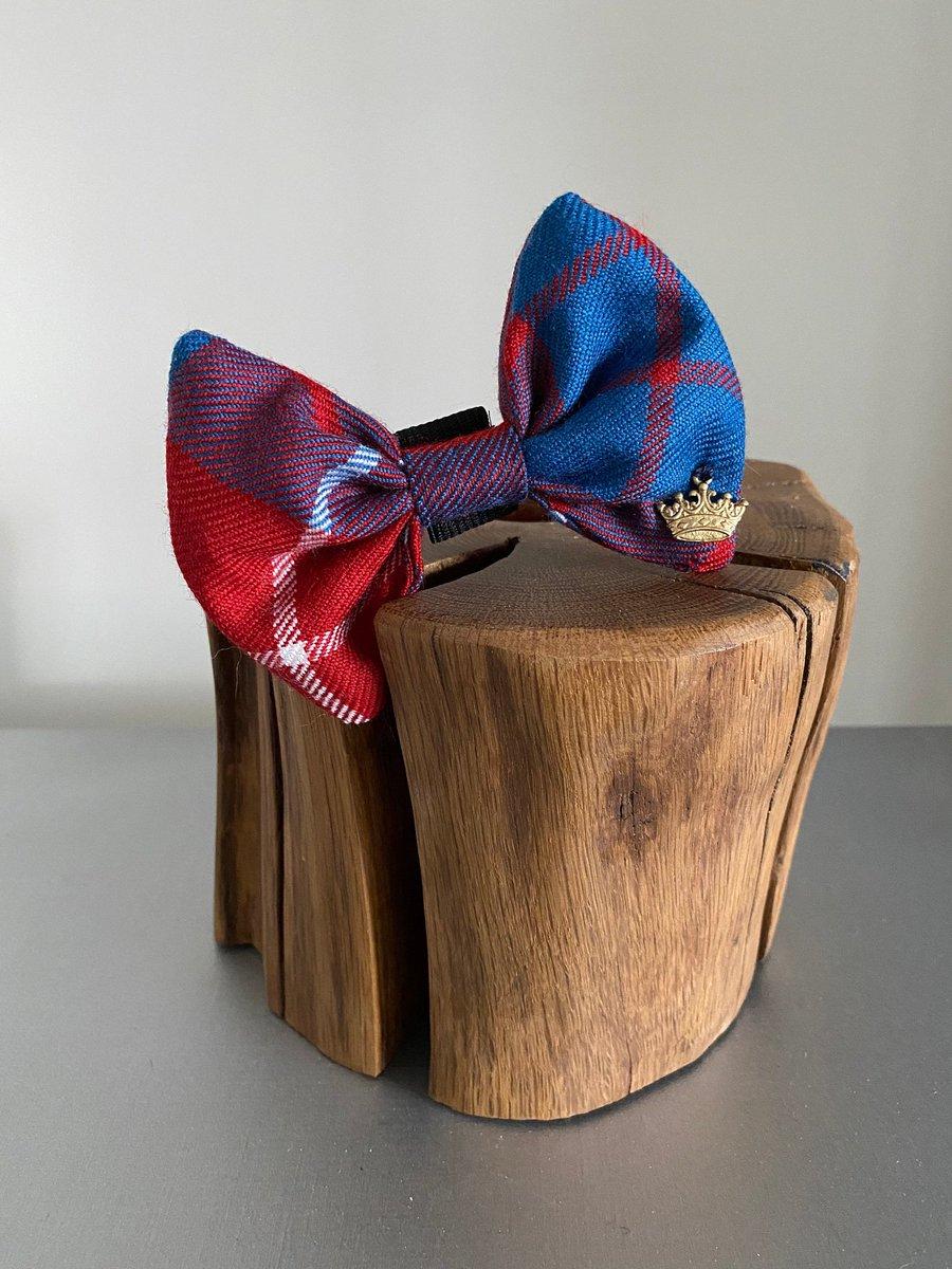 SALE 50% Hamilton Luxury Highland Wool Tartan Dog Bow Tie - Red Blue - Scotland - House Of Harrie Hattie - Designer Pet Couture https://etsy.me/38KetrM   http://www.etsy.com/uk/shop/houseofharriehattie…   #dogs #dogsoftwitter #woof #dogbowtie #tartan #ilovemydog #favourite #luxury #sale #dogsoftwitterpic.twitter.com/C7dFsY5JVx
