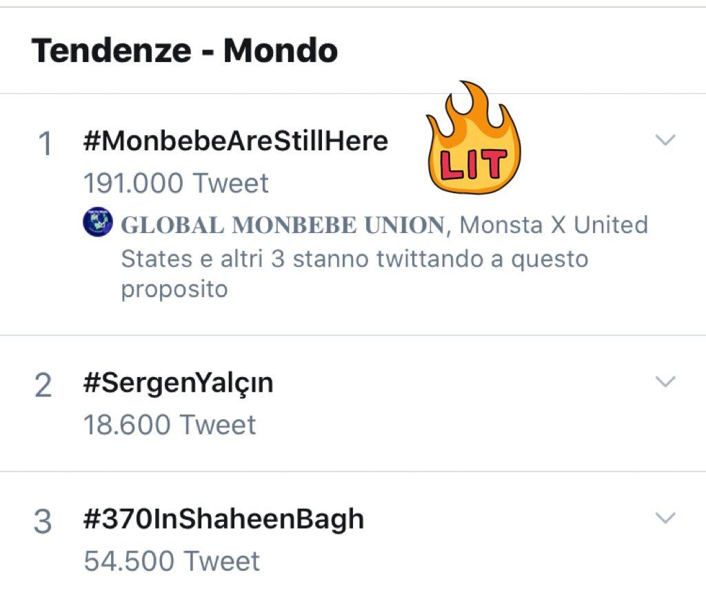 #MonbebeAreStillHere