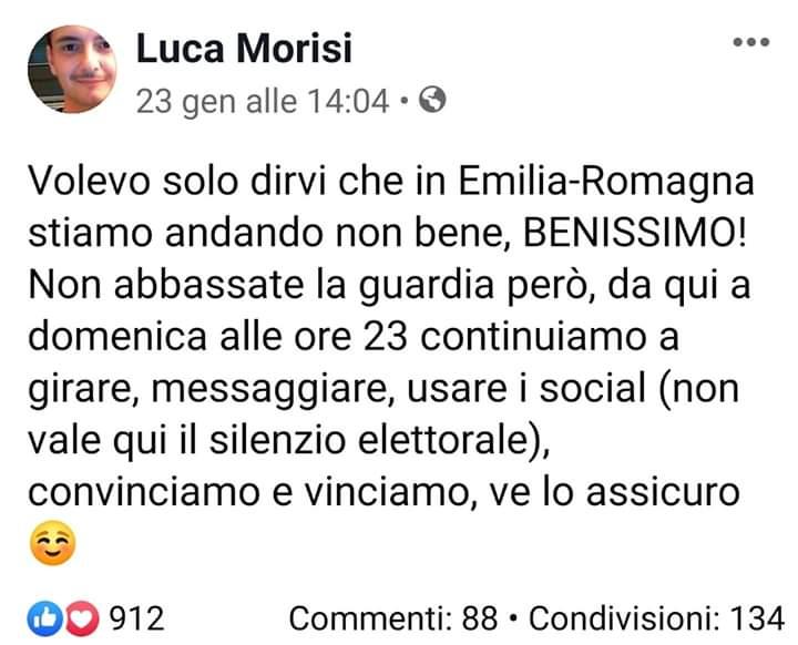 #EmiliaRomagna2020