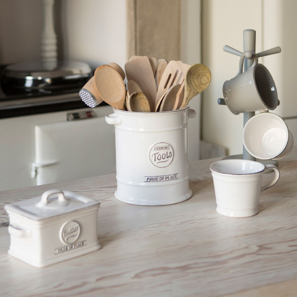 We have are stocking T&G Woodware who are based in Bristol and use FSC certified Beech for their wooden utensils making them ideal for preparation, presentation and serving👨🍳