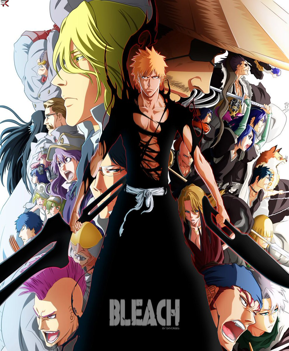 Pokemon (2019) anime gets more and more exciting and now we have the announcement that BLEACH which is my other fave anime OF ALL TIME has been announced for a return!In short: 2020 will be an amazing year! =D
