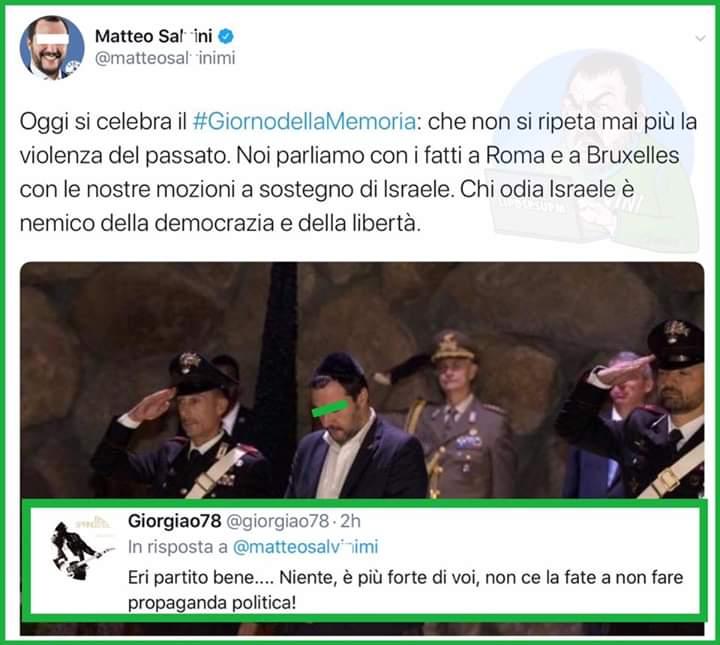 #GiornodellaMemoria2020
